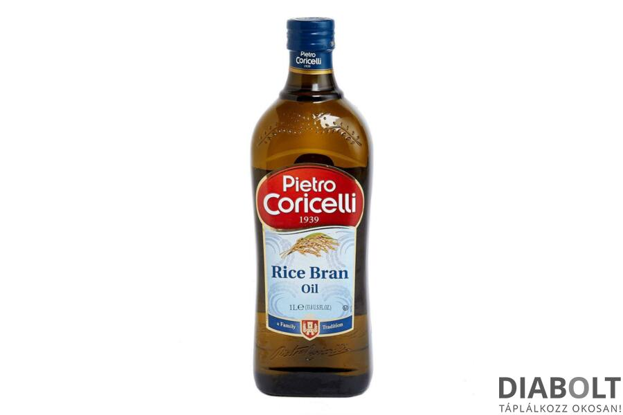 PIETRO CORICELLI RICE BRAN OIL 1000ML