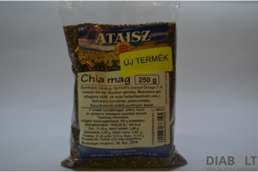 ATAISZ CHIA MAG 250G
