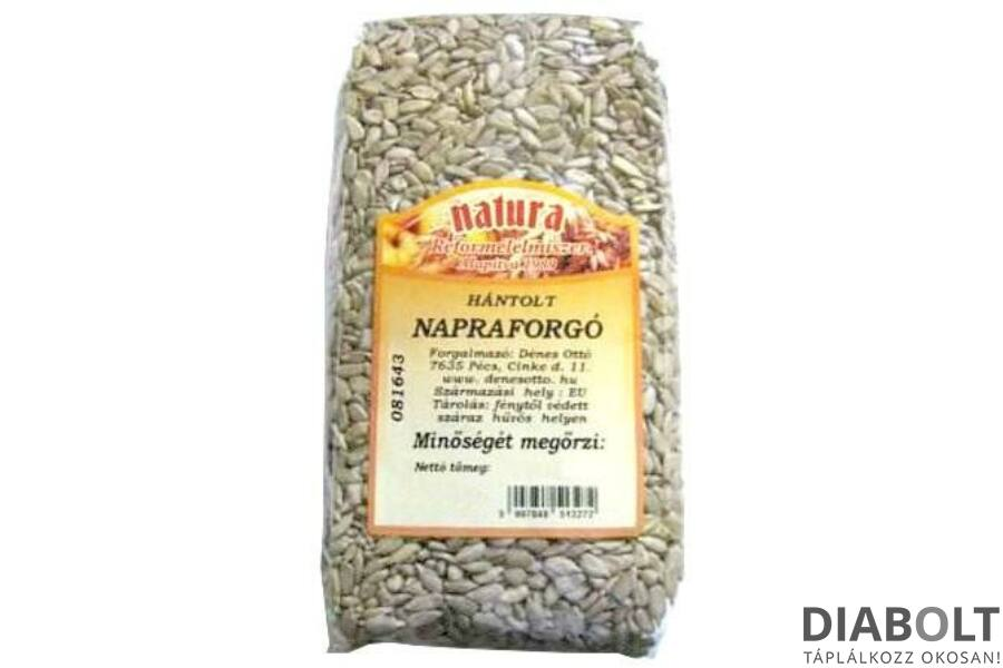 NATURA HÁNTOLT NAPRAFORGÓ 250G