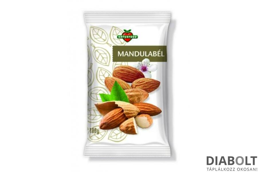 NATURFOOD MANDULABÉL 200G