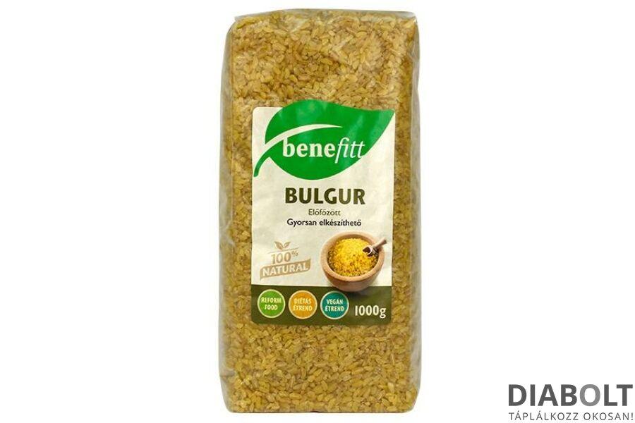BENEFITT BULGUR 1000G