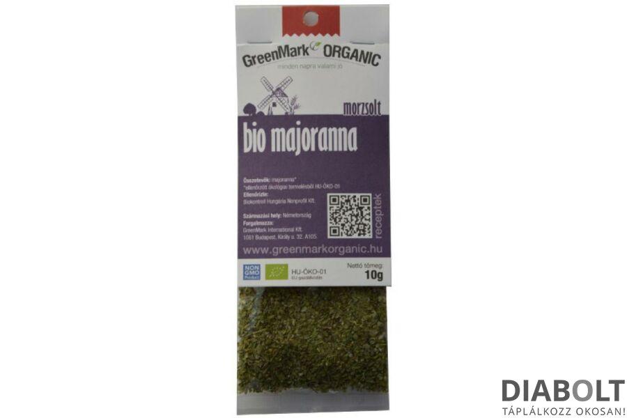 BIO GREENMARK MAJORANNA,MORZSOLT 10G